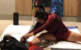 Tuyển nữ Trung Quốc bị cách ly, phải tập ở sàn nhà khi đến Úc vì lo ngại virus corona