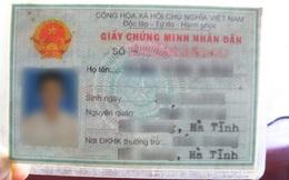 """Người phụ nữ ở Cà Mau bị phạt tiền vì lấy tên em gái đi làm giấy tờ """"chui"""""""