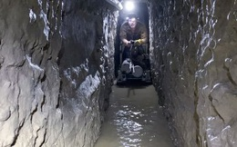 Phát hiện đường hầm buôn ma túy dài kỷ lục xuyên biên giới Mỹ-Mexico