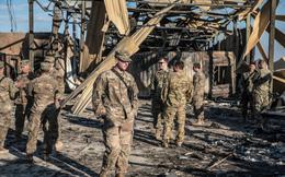 """Tướng Mỹ cay đắng: """"Phải lo cả đời"""" 64 lính Mỹ chấn thương não bởi tên lửa của Iran?"""