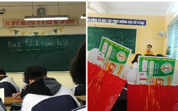 Cập nhật tình hình các lớp học ngày đầu năm mới: Học cách cầm bút, tám chuyện cùng hội bạn thân và muôn kiểu lì xì cực bá đạo của thầy cô