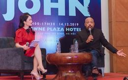 Shark Mỹ nhắn nhủ startup Việt: Vay tiền hay bán nhà để startup đều sai lầm! Lý do hàng đầu dẫn tới thất bại là có quá nhiều tiền!