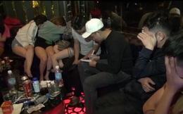 """Hơn 50 thanh niên """"mở tiệc ma túy"""" trong quán karaoke"""