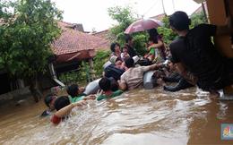Indonesia 'đuổi mây, dời mưa' để cứu thủ đô