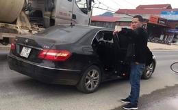 Cán bộ Phòng Cảnh sát kinh tế Công an tỉnh Lạng Sơn lái Mercedes gây tai nạn chết người