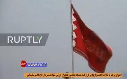 """Mất mãnh tướng, Iran giương """"cờ máu báo thù"""" ở thánh địa Jamkaran lần đầu từ thời Trung cổ"""