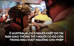 TS Trần Bắc Hải: Nếu nồng độ cồn cho phép quá cao thì có thể nói mạng người đi đường quá rẻ