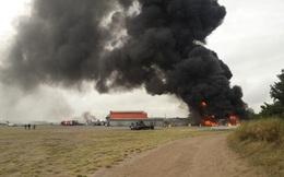 Ba quân nhân Mỹ thiệt mạng trong vụ tấn công căn cứ quân sự ở Kenya