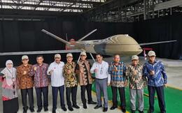 Máy bay không người lái Indonesia theo dõi Trung Quốc ở biển Đông?