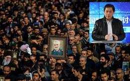 """Chuyên gia TQ: Sau khi giết hại tướng Iran, ông Trump có thể """"mất trắng"""" trong cuộc bầu cử tổng thống?"""