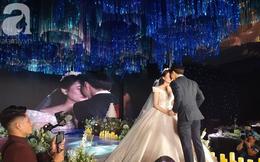"""""""Trụy tim"""" với màn đàn hát của chú rể tại khách sạn 5 sao, chi cả trăm triệu đặt váy cô dâu chỉ vì """"hồi cấp 3 mình đã muốn sau này mặc chiếc váy cưới lộng lẫy nhất"""""""