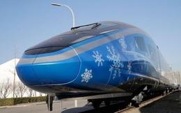 Tàu hỏa cao tốc Trung Quốc chạy 350km/h, lái tự động, hỗ trợ 5G, sạc không dây, sửa bằng robot