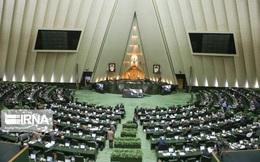 Quốc hội Iran tuyên bố quân đội Mỹ là 'khủng bố'