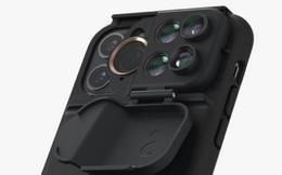 Với chiếc ốp lưng thú vị này, người dùng iPhone 11 muốn bao nhiêu ống kính cũng được