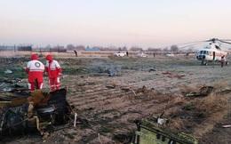 Rơi máy bay Boeing 737 ở Tehran: Toàn bộ hành khách tử nạn, phần lớn là công dân Iran