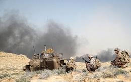 Iran nã thẳng tên lửa vào căn cứ mà TT Trump đã từng tới thăm