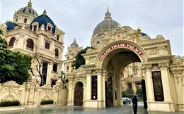 """Cận cảnh """"lâu đài dát vàng"""" giá nghìn tỷ của đại gia Ninh Bình"""