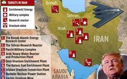 """Tập kích vào căn cứ Mỹ: Iran lấy gì chống đỡ """"vũ khí đẹp và thông minh"""" của ông Trump?"""