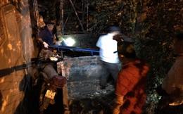 Tai nạn hi hữu: Xe máy lao lên lề đường, bay qua hàng rào lưới B40, người phụ nữ chết thảm