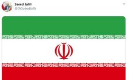 """Đại diện lãnh tụ Iran đăng ảnh quốc kỳ sau vụ nã tên lửa, trả đũa ông Trump """"ăn mừng"""" giết tướng Soleimani"""