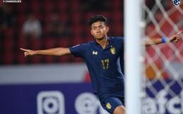 """""""Hạ"""" Bahrain 5-0, U23 Thái Lan khiến cổ động viên châu Á ngỡ ngàng: Họ khác xa với hồi SEA Games!"""