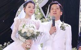 """Trường Giang xin lỗi khán giả vì ám ảnh Nhã Phương, đòi """"ăn vợ"""" trên truyền hình"""