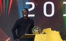 """Mohamed Salah mất """"Quả bóng vàng"""" vào tay Sadio Mane"""