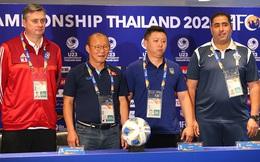 HLV Jordan ái ngại, coi Việt Nam là địch thủ lớn