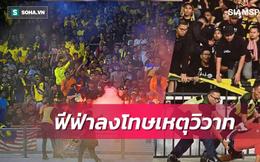 """Tuyển Indonesia phẫn nộ, hành động bất ngờ sau """"án phạt kỳ lạ"""" từ FIFA"""