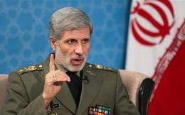 Nã tên lửa vừa dứt, Bộ trưởng quốc phòng Iran tuyên bố lại chuẩn bị phát động tấn công Mỹ