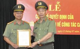 Thiếu tướng Đỗ Văn Hoành làm Chánh Văn phòng Cơ quan Cảnh sát điều tra, thay Trung tướng Trần Văn Vệ