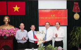 Thành ủy TPHCM bổ nhiệm Trưởng ban Ban Nội chính Thành ủy