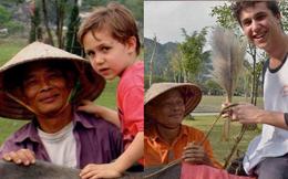 Cuộc gặp gỡ kỳ diệu của nam du khách nước ngoài cùng người đàn ông chăn trâu ở Ninh Bình sau 15 năm và câu chuyện thú vị phía sau