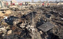 Rơi máy bay của Ukraine tại Iran: Hai người may mắn thoát chuyến bay