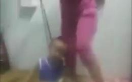 """""""Hé lộ"""" nguyên nhân vụ bé trai bị mẹ buộc dây vào cổ, đánh đập dã man ở Bình Dương"""