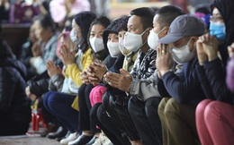 Giáo hội Phật giáo Việt Nam: Yêu cầu mọi người đến chùa đeo khẩu trang phòng dịch virus corona