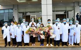 Thứ trưởng Bộ Y tế: 3 bệnh nhân khỏi bệnh do nCoV ra viện chứng minh việc điều trị rất tốt!