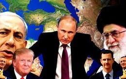 """Thừa cơ Mỹ-Iran căng thẳng, Israel qua mặt Nga để phát động """"trò chơi chiến tranh"""" ở Syria?"""