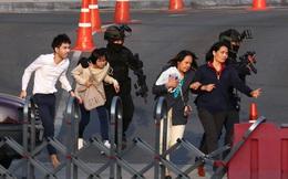 Xả súng ở Thái Lan: Những người sống sót theo dõi sát thủ qua camera an ninh