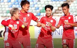 Ghi bàn thắng quan trọng, Công Phượng giúp đội nhà có điểm trong ngày ra quân giải châu Á