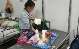 Bắt giam người cha bạo hành con 4 tháng tuổi xuất huyết não, gãy xương ở Sài Gòn