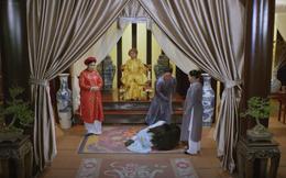 Phim Phượng Khấu: Hồng Vân cười hiểm độc nhìn Hồng Đào bị tát