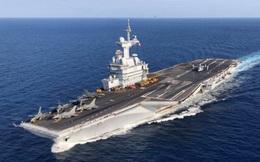 Tàu sân bay Pháp tham gia tập trận chống IS tại Địa Trung Hải