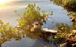 Thi thể người đàn ông đang phân huỷ trôi trên sông Đồng Nai