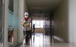 Phòng, chống dịch bệnh do Covid-19 tại các chung cư, tập thể cũ: Triển khai nhiều biện pháp