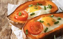 Lợi ích tuyệt vời của khoai lang cho chế độ ăn kiêng của bạn