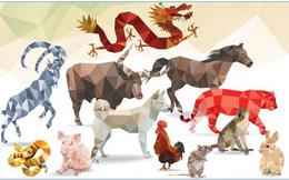 Trong số 12 con giáp, có 4 con giáp bản lĩnh, năng lực hơn người, được cấp trên trọng dụng, cấp dưới ngưỡng mộ