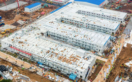 Báo chí phương Tây nghi ngờ hiệu suất thực sự của 2 bệnh viện dã chiến chống corona ở Trung Quốc