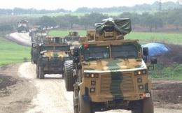 Thổ Nhĩ Kỳ điều thêm khí tài tới biên giới gần tỉnh Idlib của Syria