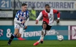 Gục ngã trước đối thủ sừng sỏ, đội bóng của Đoàn Văn Hậu lỡ cơ hội giành vé Europa League